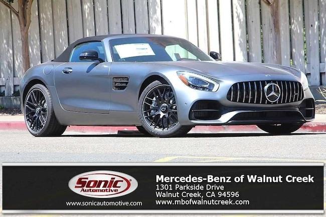New 2018 Mercedes-Benz AMG GT Roadster for sale near San Francisco, in Walnut Creek