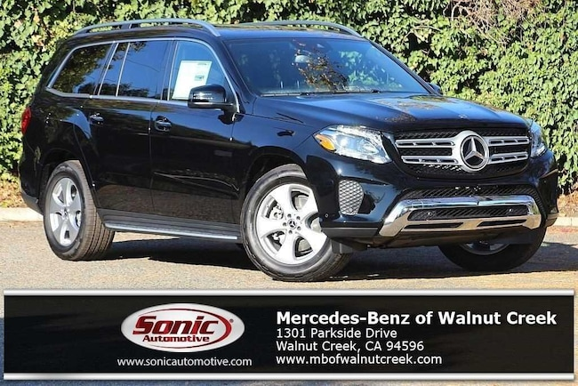 New 2019 Mercedes-Benz GLS 450 4MATIC SUV for sale near San Francisco, in Walnut Creek