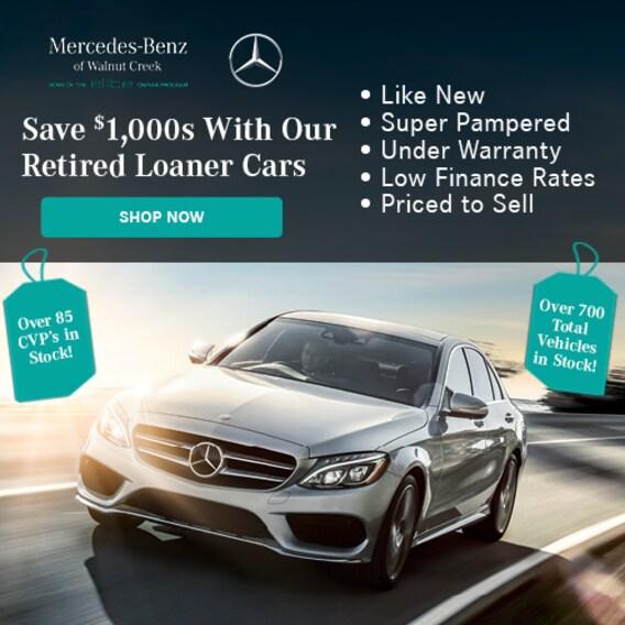 Mercedes-Benz of Walnut Creek: #1 Volume Dealer in N California