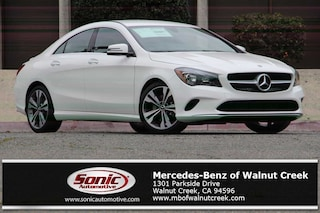 New 2019 Mercedes-Benz CLA 250 CLA 250 Coupe for sale in Walnut Creek, CA