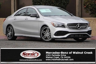 New 2019 Mercedes-Benz CLA 250 4MATIC Coupe for sale in Walnut Creek, CA