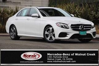 Used 2018 Mercedes-Benz E-Class E 300 Sedan for sale in Walnut Creek, near San Francisco