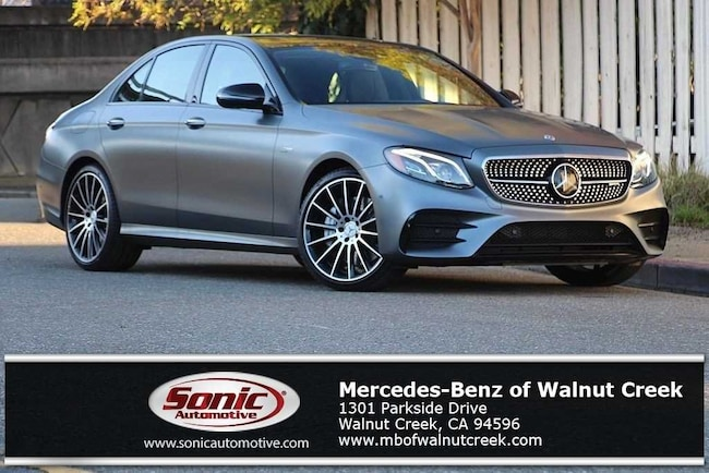 New 2019 Mercedes-Benz AMG E 53 AMG E 53 Sedan for sale near San Francisco, in Walnut Creek