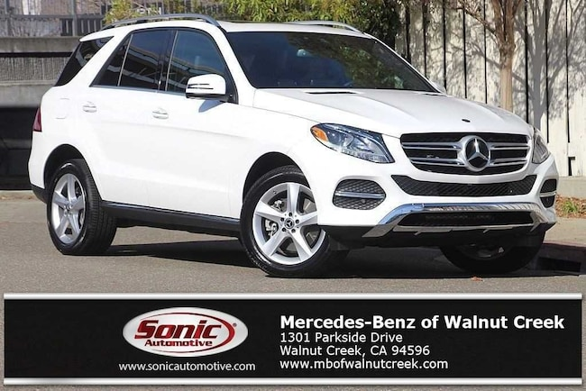 Certified Pre-Owned 2019 Mercedes-Benz GLE 400 GLE 400 SUV for sale in Walnut Creek, near Oakland CA