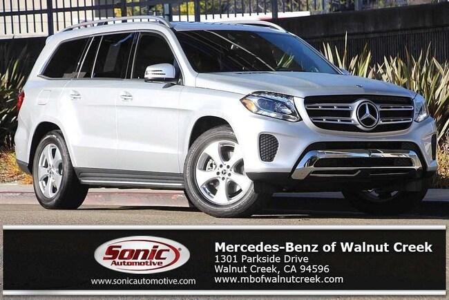 Used 2019 Mercedes-Benz GLS 450 GLS 450 SUV for sale in Walnut Creek, near San Francisco