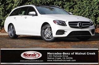 New 2018 Mercedes-Benz E-Class E 400 4MATIC Wagon for sale in Walnut Creek, CA