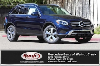New 2019 Mercedes-Benz GLC 300 4MATIC SUV for sale in Walnut Creek, CA