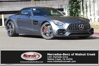 New 2018 Mercedes-Benz AMG GT C Roadster for sale in Walnut Creek, CA
