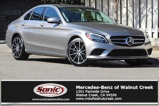 Used 2019 Mercedes-Benz C-Class C 300 Sedan for sale in Walnut Creek, near San Francisco