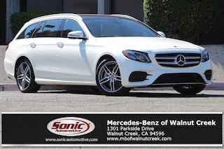 New 2019 Mercedes-Benz E-Class E 450 4MATIC Wagon for sale in Walnut Creek, CA