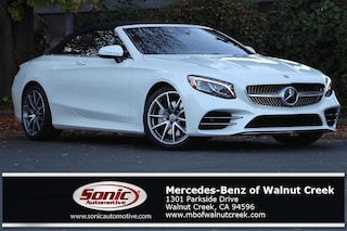 New 2019 Mercedes-Benz S-Class S 560 Cabriolet for sale in Walnut Creek, CA