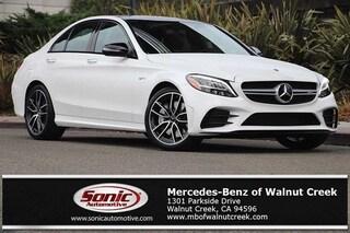 New 2019 Mercedes-Benz AMG C 43 4MATIC Sedan for sale in Walnut Creek, CA