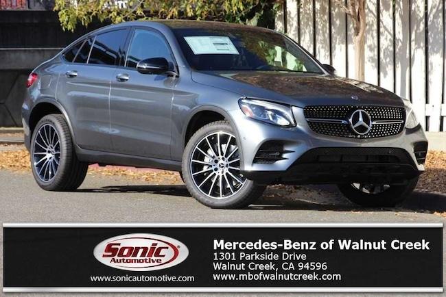 New 2019 Mercedes-Benz GLC 300 4MATIC SUV for sale near San Francisco, in Walnut Creek