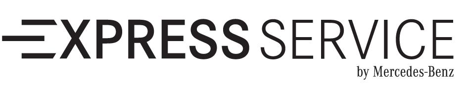 Image result for express service mercedes benz logo
