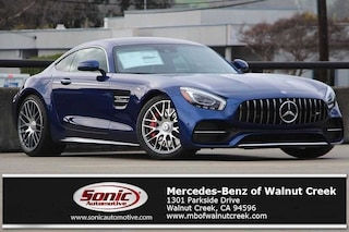 New 2019 Mercedes-Benz AMG GT C Coupe for sale in Walnut Creek, CA