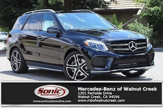 New 2018 Mercedes-Benz AMG GLE 43 4MATIC SUV for sale in Walnut Creek, CA