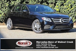 New 2019 Mercedes-Benz E-Class E 300 Sedan for sale in Walnut Creek, CA