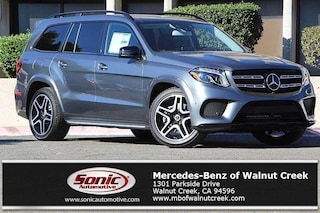 New 2019 Mercedes-Benz GLS 550 4MATIC SUV for sale in Walnut Creek, CA