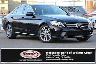 New 2019 Mercedes-Benz C-Class C 300 Sedan for sale in Walnut Creek, CA