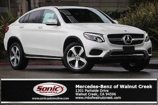New 2019 Mercedes-Benz GLC 300 4MATIC Coupe for sale in Walnut Creek, CA