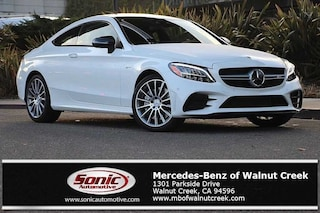 New 2019 Mercedes-Benz AMG C 43 4MATIC Coupe for sale in Walnut Creek, CA