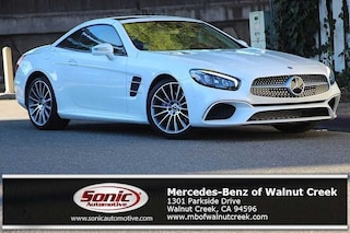 New 2019 Mercedes-Benz SL 450 SL 450 Roadster for sale in Walnut Creek, CA