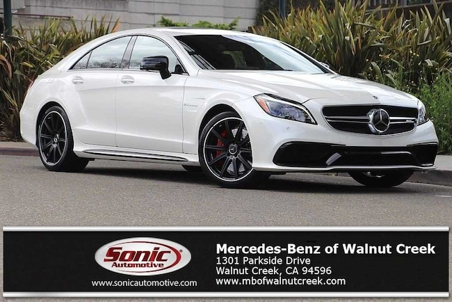 2017 Mercedes-Benz AMG CLS 63 AMG CLS 63 S Coupe
