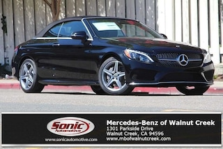 New 2018 Mercedes-Benz C-Class C 300 Cabriolet for sale in Walnut Creek, CA