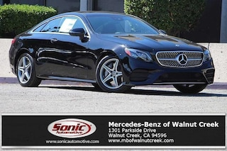 New 2019 Mercedes-Benz E-Class E 450 Coupe for sale in Walnut Creek, CA