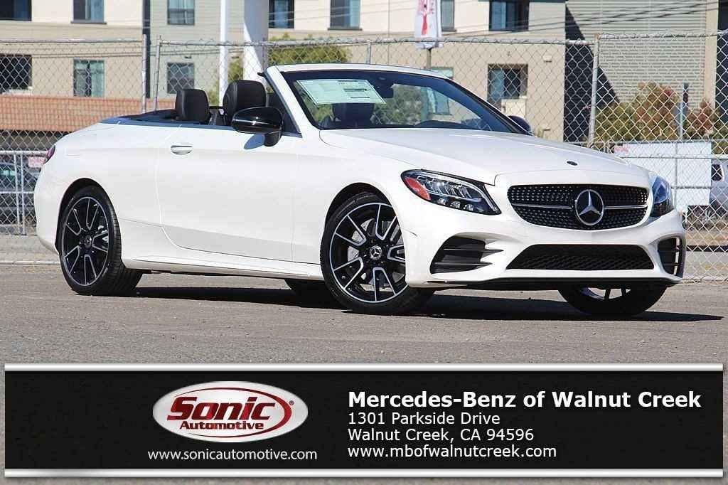 New 2019 Mercedes Benz C Class C 300 Cabriolet For Sale Near San Francisco
