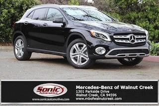 New 2019 Mercedes-Benz GLA 250 SUV for sale in Walnut Creek, CA