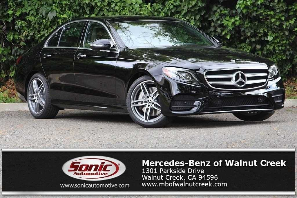 New 2018 Mercedes Benz E Class E 300 Sedan For Sale Near San Francisco