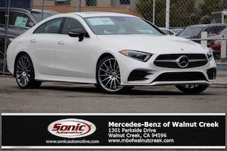 New 2019 Mercedes-Benz CLS 450 CLS 450 Coupe for sale in Walnut Creek, CA
