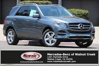 New 2018 Mercedes-Benz GLE 350 4MATIC SUV for sale in Walnut Creek, CA