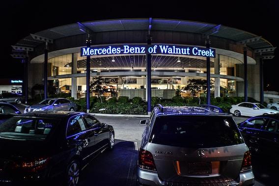 Mercedes Of Walnut Creek >> About Mercedes Benz Of Walnut Creek Near Oakland
