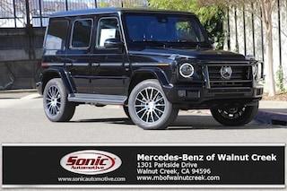 New 2019 Mercedes-Benz G-Class G 550 SUV for sale in Walnut Creek, CA
