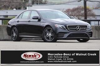 New 2019 Mercedes-Benz AMG E 53 4MATIC Sedan for sale in Walnut Creek, CA