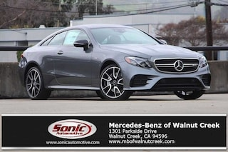 New 2019 Mercedes-Benz AMG E 53 4MATIC Coupe for sale in Walnut Creek, CA