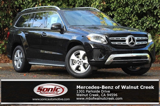 New 2019 Mercedes-Benz GLS 450 4MATIC SUV for sale near San Francisco, in Walnut Creek