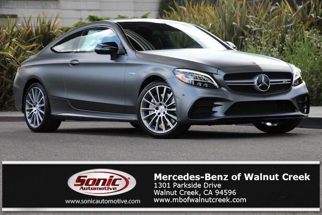 New 2019 Mercedes-Benz AMG C 43 4MATIC Coupe for sale near San Francisco, in Walnut Creek