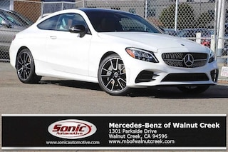 New 2019 Mercedes-Benz C-Class C 300 Coupe for sale in Walnut Creek, CA