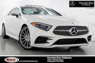 New 2019 Mercedes-Benz CLS 450 Coupe for sale in Walnut Creek, CA