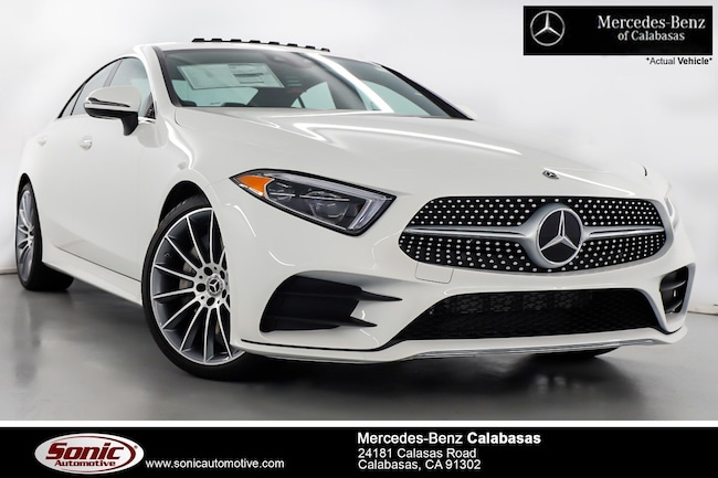 New 2019 Mercedes-Benz CLS 450 Coupe for sale near San Francisco, in Walnut Creek