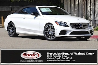 New 2019 Mercedes-Benz C-Class C 300 Cabriolet for sale in Walnut Creek, CA
