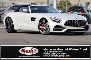 New 2019 Mercedes-Benz AMG GT C Roadster for sale in Walnut Creek, CA