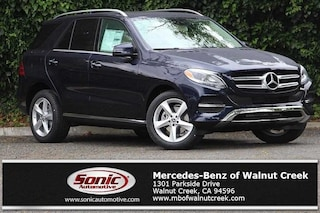 New 2018 Mercedes-Benz GLE 350 SUV for sale in Walnut Creek, CA