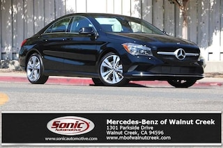 New 2019 Mercedes-Benz CLA 250 Coupe for sale in Walnut Creek, CA