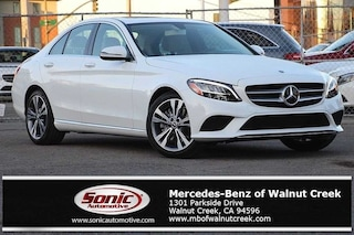 New 2019 Mercedes-Benz C-Class C 300 Sedan for sale in Walnut Creek, CA