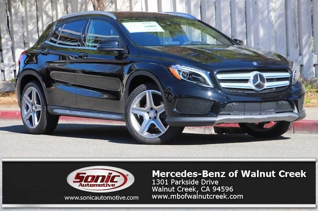 used 2017 2017 mercedes-benz gla 250 for sale in walnut creek, ca