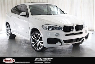Used 2016 BMW X6 Sports Activity Coupe for sale in Los Angeles